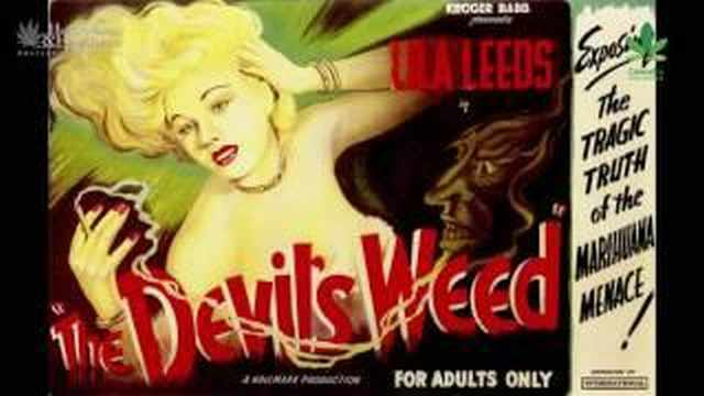 Did you know about Reefer Madness propaganda?   Canna History HD